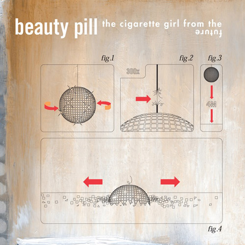 """Beauty Pill """"Cigarette Girl From The Future"""""""