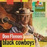 "Dom Flemons ""Black Cowboys"""