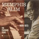 """Memphis Slim """"The Folkways Years"""""""
