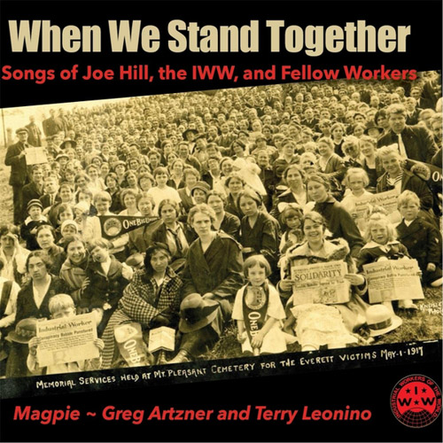 """Magpie """"When We Stand Together"""""""