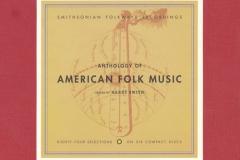 "Smithsonian Folkways ""Anthology of American Folk Music"""
