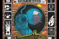 """Stringrays """"Ticket to Nowhere"""""""