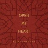 "Yosef Goldman ""Open My Heart"""