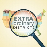 "Education Trust ""ExtraOrdinary Districts"" Podcast Series (2 Seasons)"