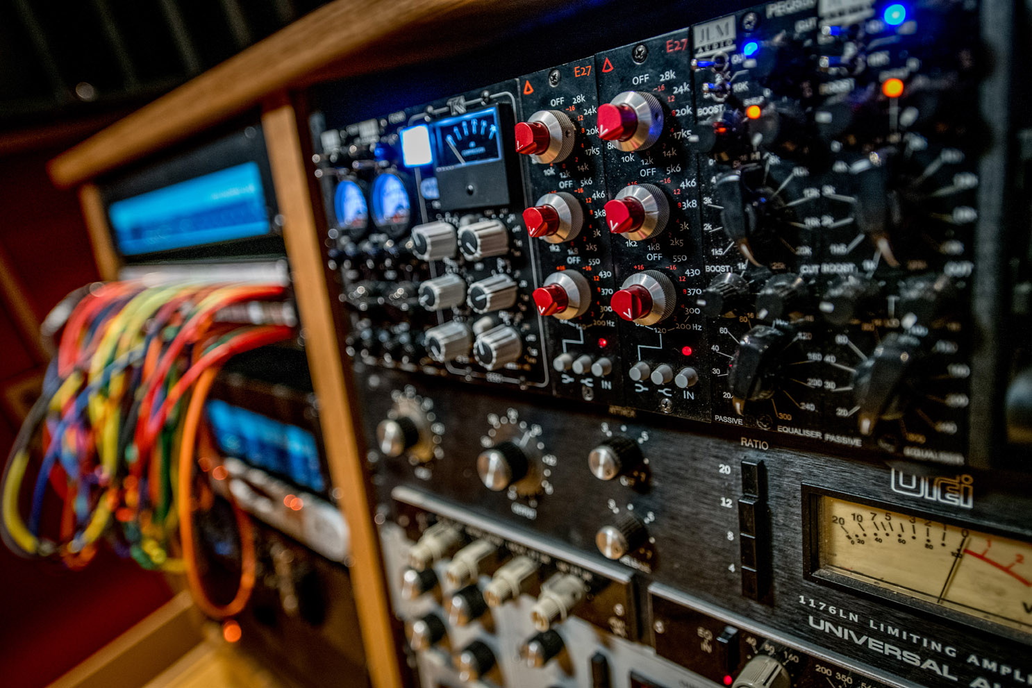 About Tonal Park Recording Studio Wiring As Co Owner Of Airshow Charlie Pilzer Operated The East Coast Mastering In 2010 Moved To Takoma Md And Built A Facility That